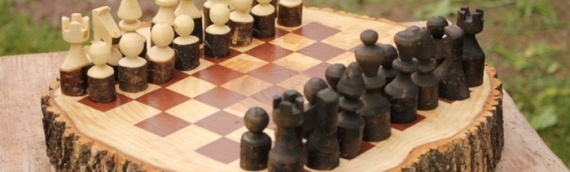 THE TOP FIVE CHESS SETS